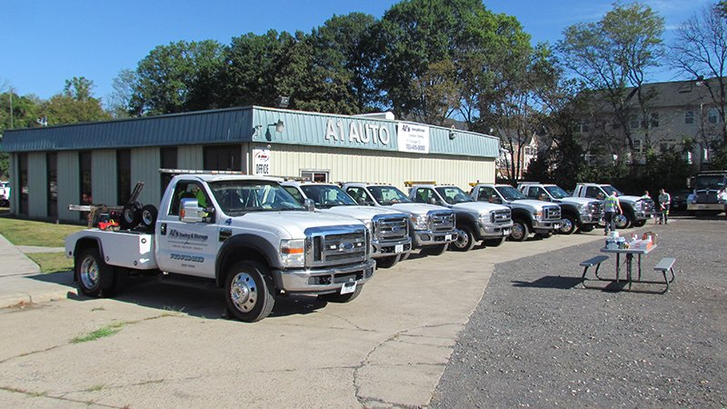 Al's Towing & Storage